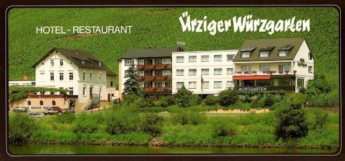 Hotel-overnachting met je hond in Hotel Ürziger Würzgarten - Ürzig