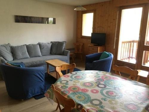 Apartment 4 pièces 6 personnes 3* exposé sud-ouest Valloire
