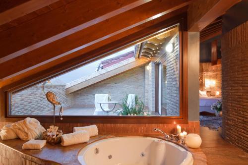 Suite Hospederia de los Parajes 29