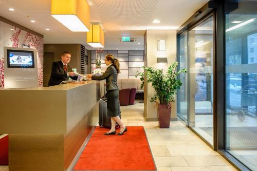 Mercure Hotel München-Schwabing photo 29