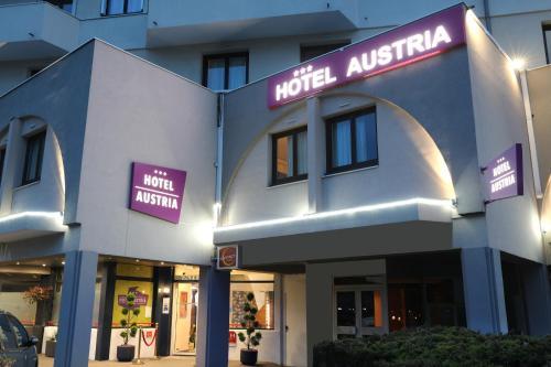 Hotel Austria Saint Etienne La Terrasse In France