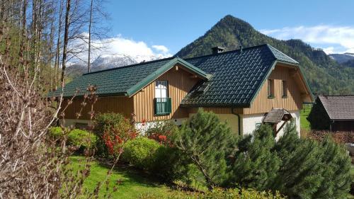 Ferienhaus Saxenauer - Hotel - Hinterstoder