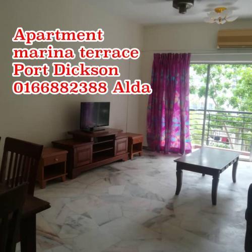 Apartment Marina Terrace Port Dickson, Port Dickson