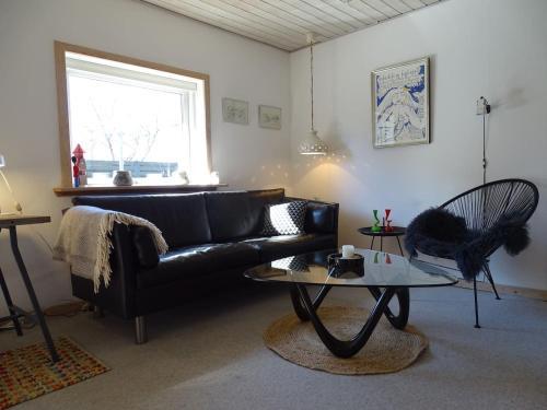 Fin lejlighed med lukket have, Pension in Skagen