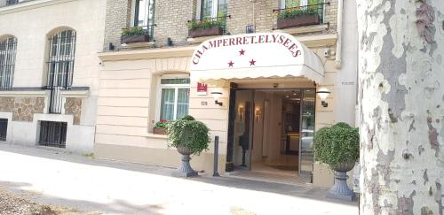 Hotel Champerret Elysees - Hôtel - Paris