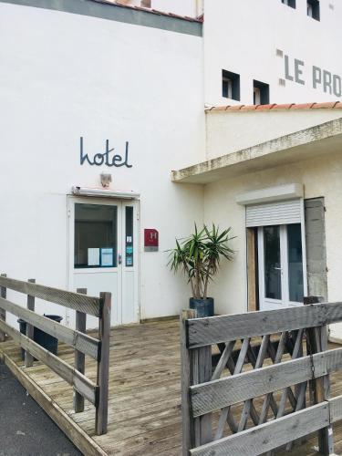 Hotel le Provençal - Hôtel - Narbonne