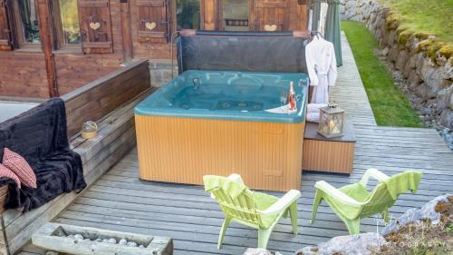 Chalet Camomille - Les Gets