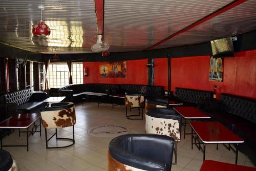 Kibar Mos Hotel & Lodges, Kabuchai