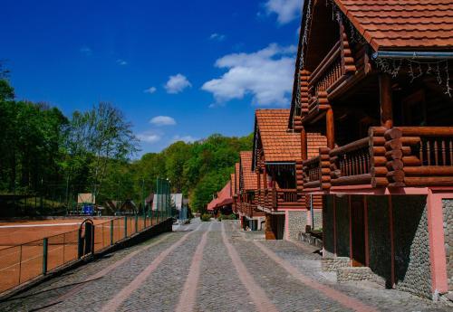. Toursit Complex Polyana Kvasova