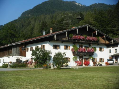 Bergerhof - Apartment - Sachrang