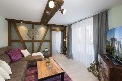 Ferienwohnung Schlossblick - City - Apartment - Füssen
