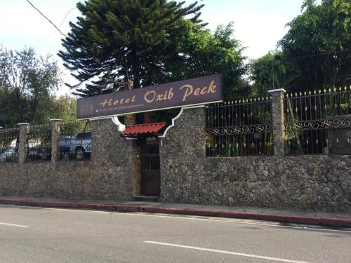 . Hotel Oxib Peck
