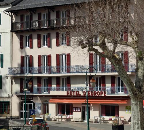 . Hotel De l'Europe