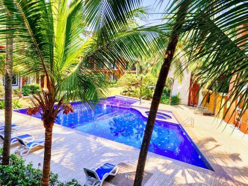. Goa Chillout Apartment - 1BHK