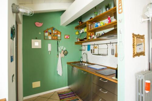 Mansardine Metropolitane - Apartment - Brescia