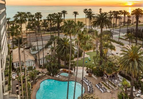 101 Wilshire Blvd, Santa Monica, CA 90401, United States.