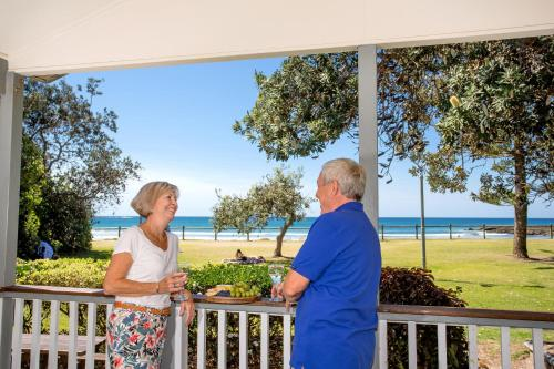 Фото отеля Woolgoolga Beach Holiday Park