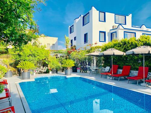 Artunc Hotel Bodrum, 48400 Bodrum