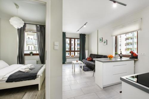 Warsaw Night Apartments Gieldowa