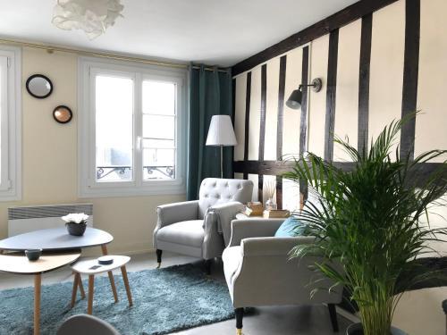 . appartement le Baudelaire