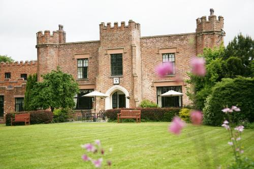 Crabwall Manor Hotel & Spa - Chester