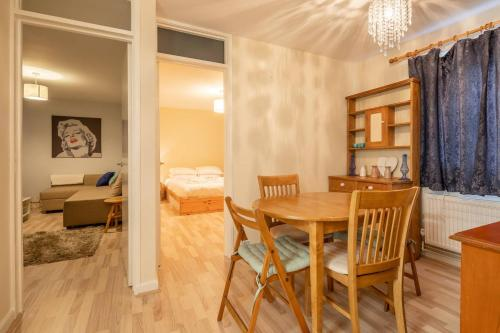 Newly Renovated 1 Bed Flat In Cambridge Centre