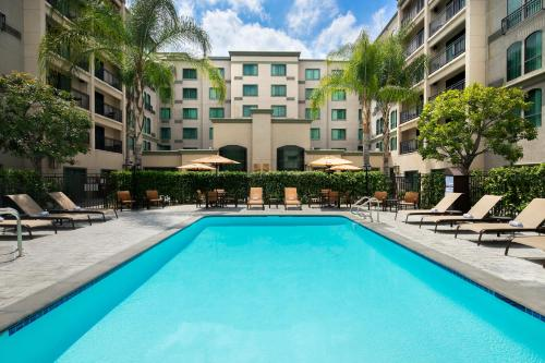 Courtyard by Marriott Los Angeles Pasadena Old Town