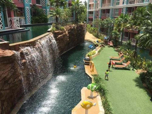 Grand Caribbean Condo Resort Pattaya By New Grand Caribbean Condo Resort Pattaya By New