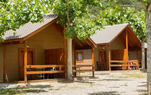 Camping L'Orri Del Pallars