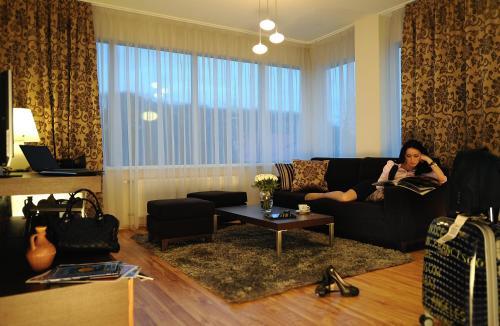 . Ararat All Suites Hotel Klaipeda