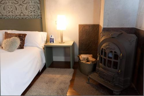 Comfort Doppelzimmer - Einzelnutzung Casa Rural Etxegorri 28