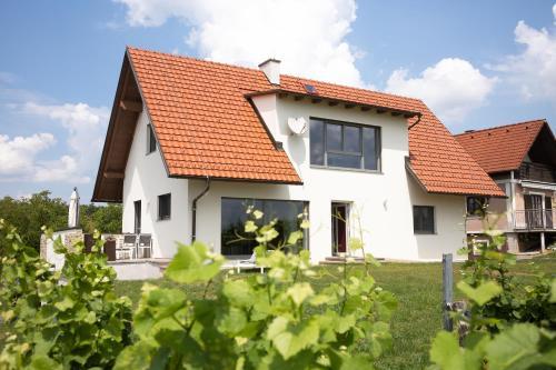 . Ferienhaus im Weingarten