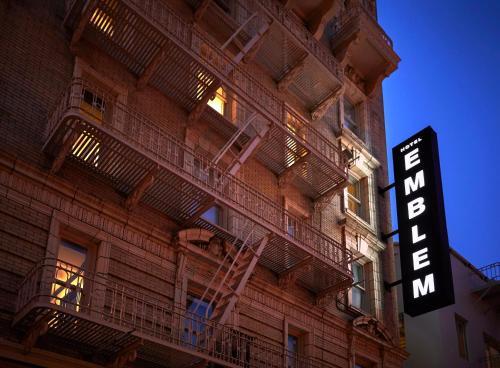 Hotel Emblem San Francisco - San Francisco, CA CA 94102