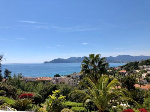 T2 superbe vue mer Cannes