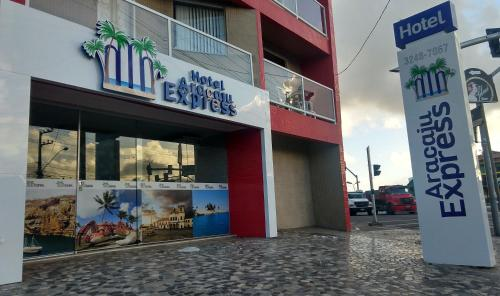 Фото отеля Hotel Aracaju Express