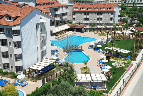 Side Monachus Hotel & Spa tatil