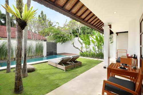 Penawaran Khusus - Paket Bulan Madu di Vila Pool 1-Kamar Tidur (Special Offer - Honeymoon Package at One-Bedroom Pool Villa)