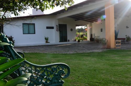 Ranchoelcaballero.Hotel