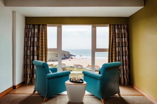 Bedruthan Hotel & Spa, Newquay