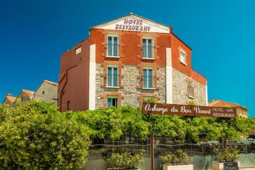 Auberge du Bon Vivant - Hôtel - Argelès-sur-Mer