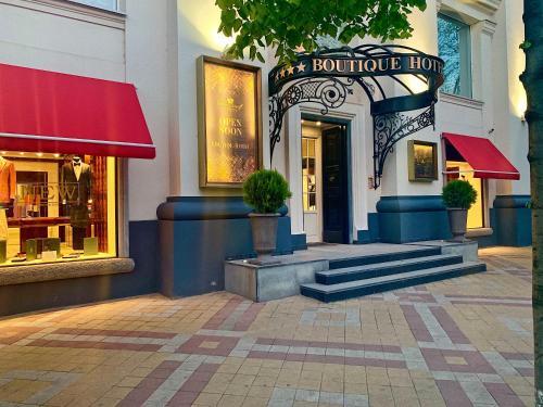 Boutique-Hotel Romanoff, Krasnodar, Russia