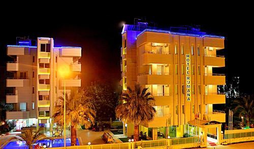 Anamur Hotel Rumana harita