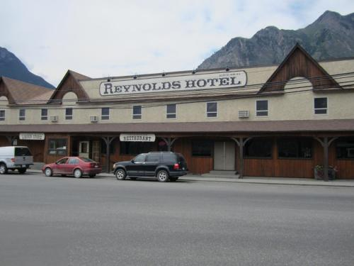 Accommodation in Lillooet