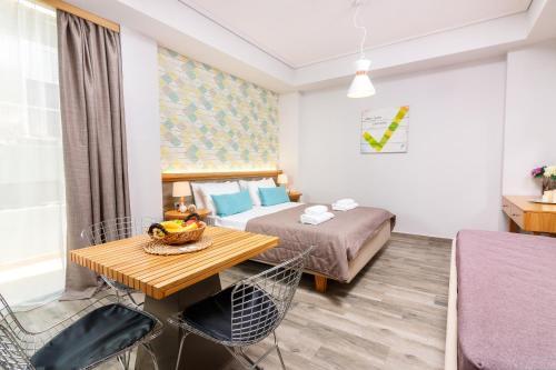 Rigas City Apartments (YELLOW), 73134 Chania