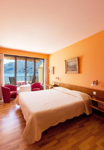 Hotel Nassa Garni, 6900 Lugano