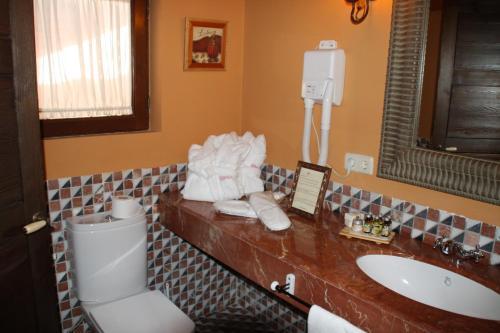 Superior Doppelzimmer Hotel Spa La Casa Del Convento 12