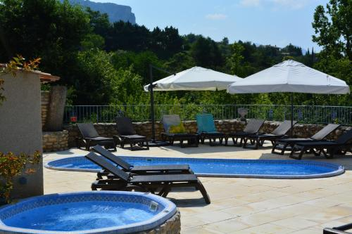 Accommodation in Moustiers-Sainte-Marie