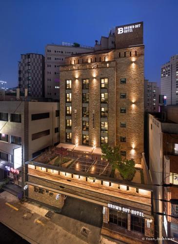 . Brown Dot Hotel Seomyeon