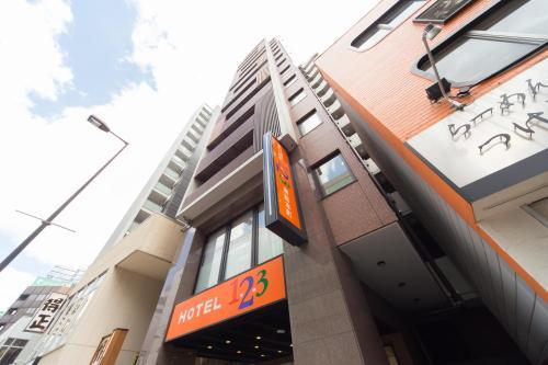 Hotel 1-2-3 Osaka Sakaisujihonmachi Hotel 1-2-3 Osaka Sakaisujihonmachi