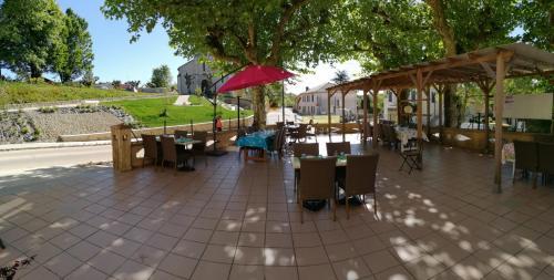 Accommodation in Saint-Perdon